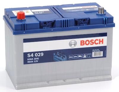Baterie auto Bosch S4 95Ah 12V 0092S40290