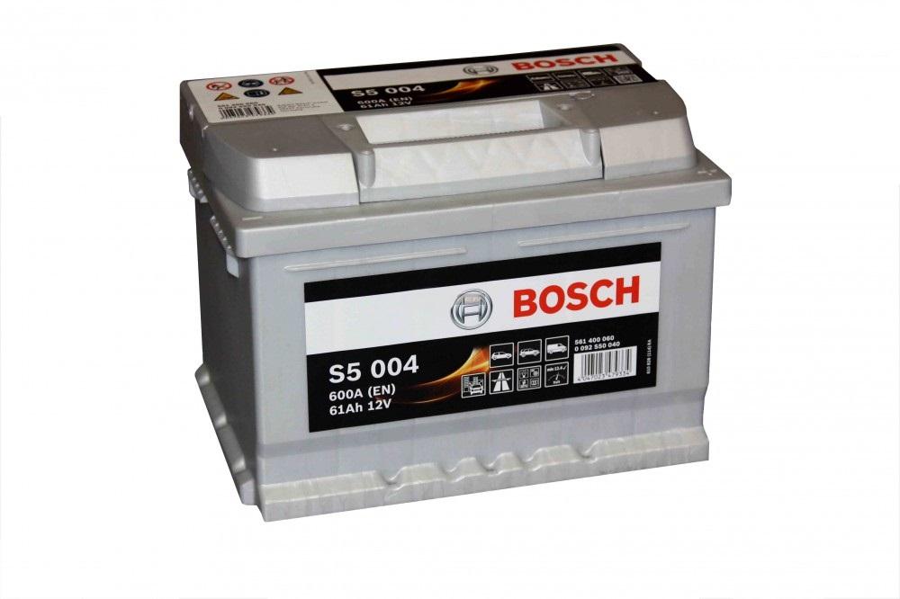 Baterie auto Bosch S5 61Ah 12V 0092S50040