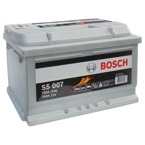 Baterie auto Bosch S5 74Ah 12V 0092S50070