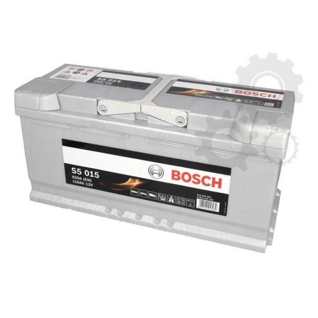 Baterie auto Bosch S5 110Ah 12V 0092S50150