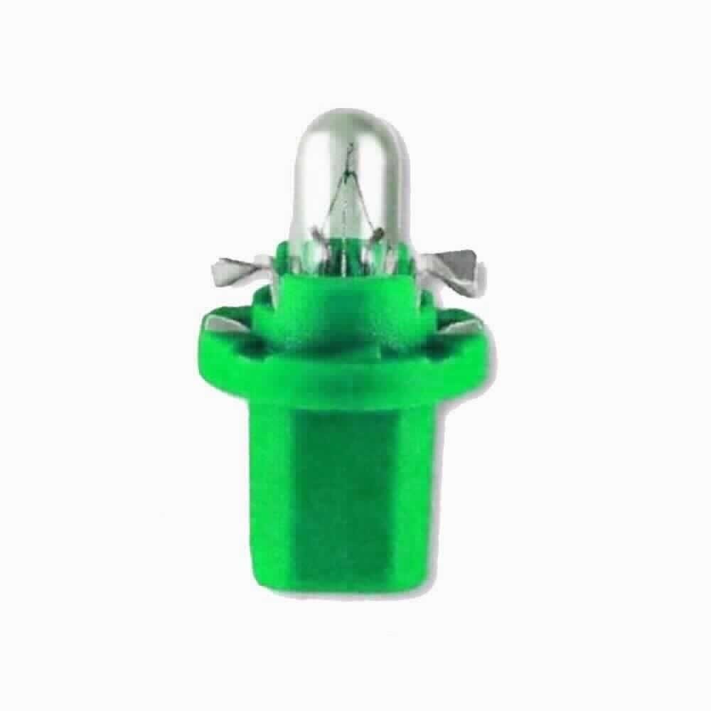 Bec auto halogen Narva BAX light green 2W 12V 17052N