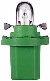 Bec auto halogen Narva BAX green 2W 12V 17057N
