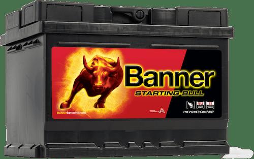 Baterie auto Banner Starting Bull 60Ah 12V 560 08