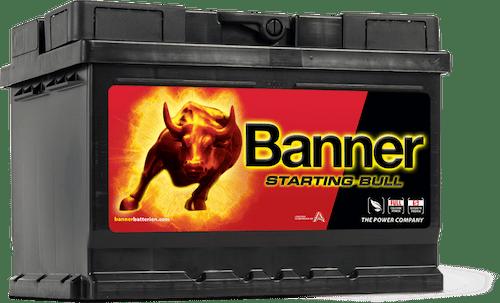 Baterie auto Banner Starting Bull 60Ah 12V 560 09