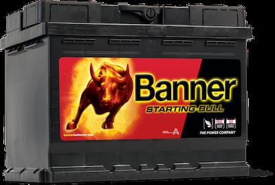 Baterie auto Banner Starting Bull 62Ah 12V 562 19