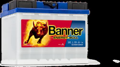 Baterie auto Banner Energy Bull 60Ah 12V 955 01