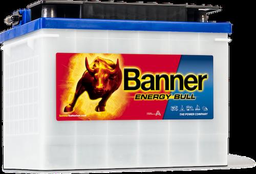 Baterie auto Banner Energy Bull 72Ah 12V 955 51
