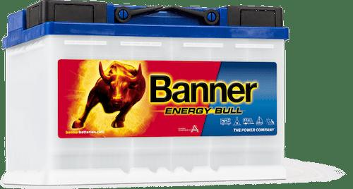 Baterie auto Banner Energy Bull 80Ah 12V 956 01