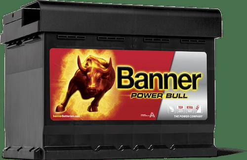 Baterie auto Banner Power Bull 60Ah 12V P60 09