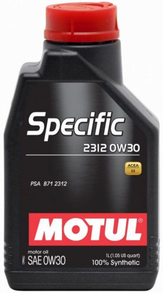 Ulei motor Motul Specific 0W30 1L