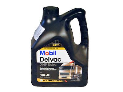 Ulei motor Mobil Delvac XHP Extra 10W40 4L