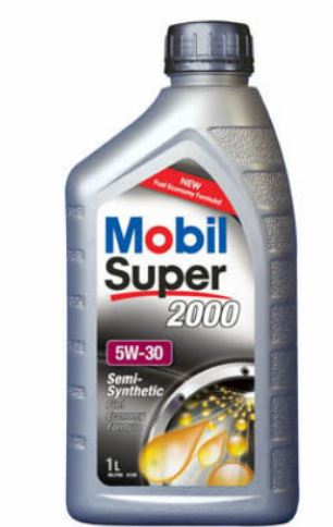 Ulei motor Mobil Super 2000 X1 5W30 1L