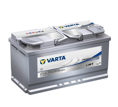 Baterie auto Varta LA95 Professional Dual Purpose AGM 95Ah 12V 840095085 C542