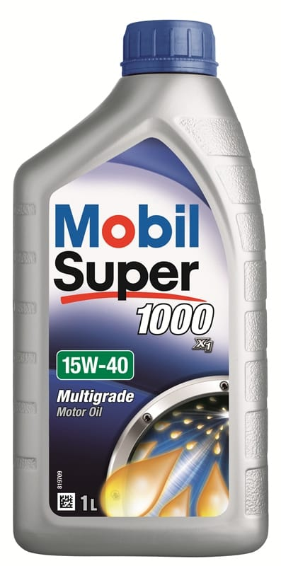 Ulei Mobil Super 1000 X1 GSP 15W40 1L
