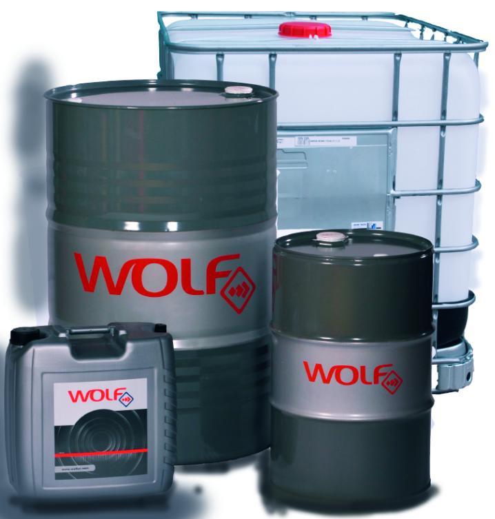 Ulei hidraulic Wolf Arow HV ISO H46 5L