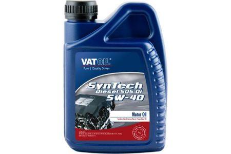 Ulei motor Vat SynTech Diesel 5W40 1L