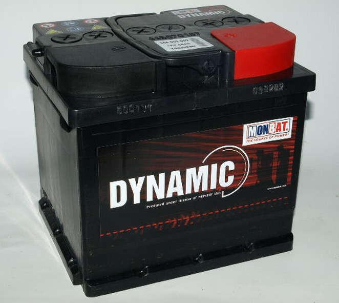 Baterie auto Monbat Dynamic 45Ah 12V