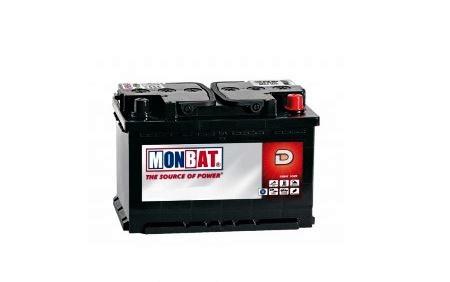 Baterie auto Monbat Dynamic 50Ah 12V