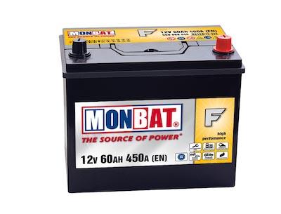 Baterie auto Monbat JIS 70Ah 12V