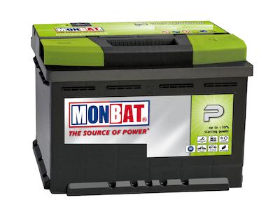 Baterie auto Monbat Premium 80Ah 12V