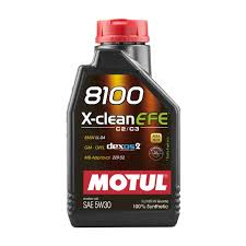 Ulei motor Motul 8100 X-clean EFE 5W30 1L