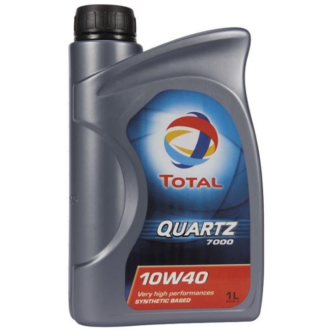 Ulei motor Total Quartz 7000 10W40 1L