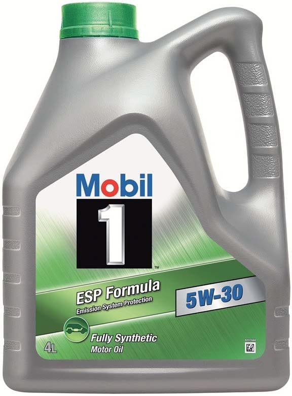 Ulei motor Mobil 1 ESP 5W30 4L