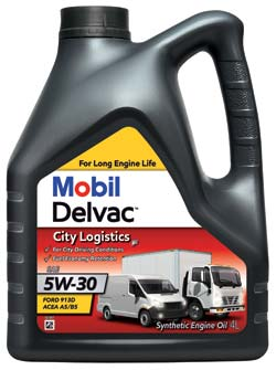 Ulei motor Mobil Devlac City Logistic P 5W30 4L