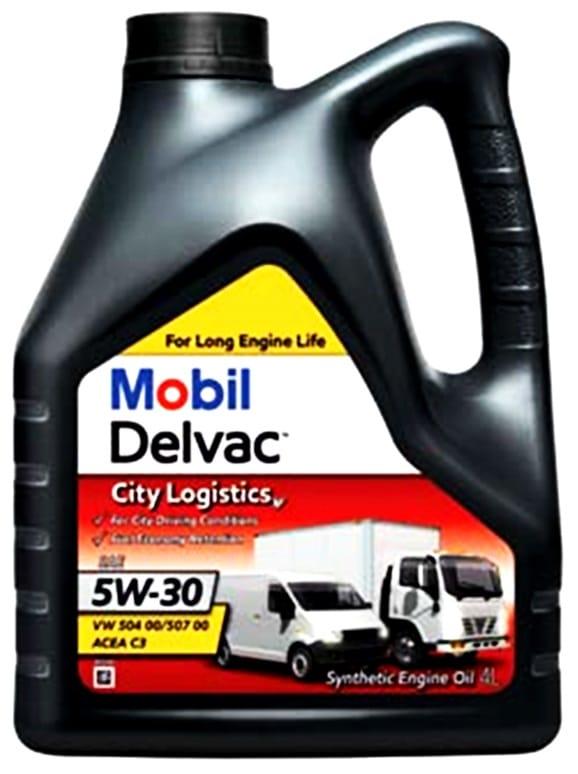 Ulei motor Mobil Devlac City Logistic V 5W30 4L