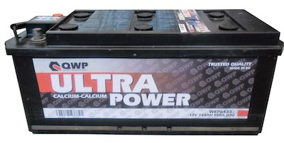 Baterie camion QWP Ultra Power 143Ah 12V WEP6433
