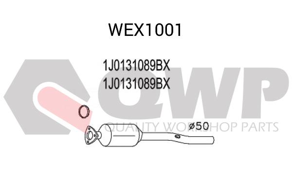 Catalizator QWP WEX1001