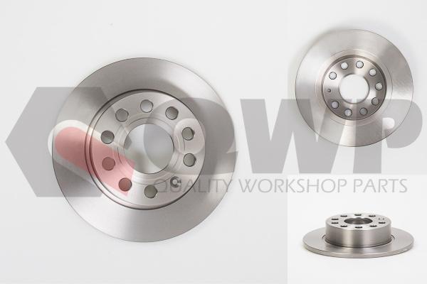 Disc frana QWP WBD309
