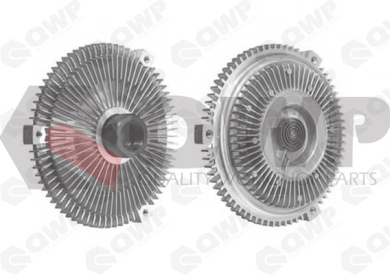 Cupla, ventilator radiator QWP WVF210