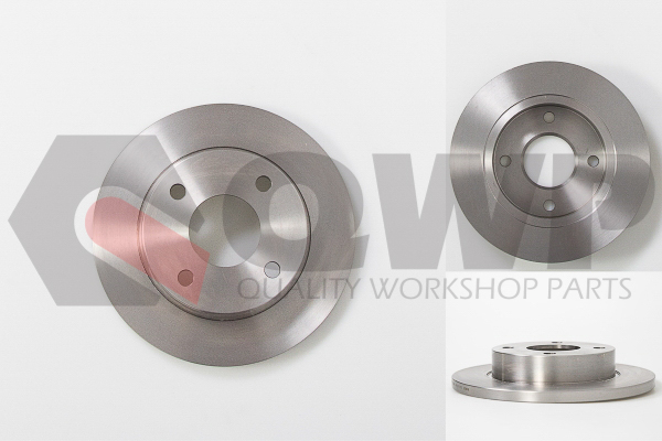 Disc frana QWP WBD275