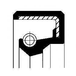 Inel etansare, caseta directie CORTECO 12010810B