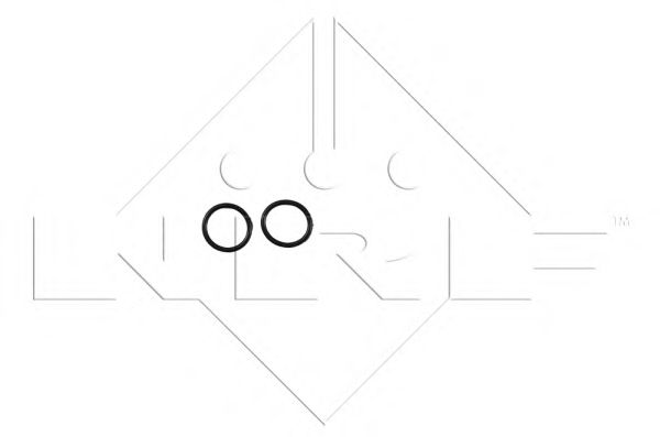 Schimbator caldura, incalzire habitaclu NRF 53551