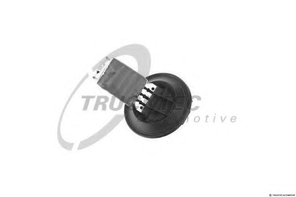 Rezistor, ventilator habitaclu TRUCKTEC AUTOMOTIVE 07.59.011