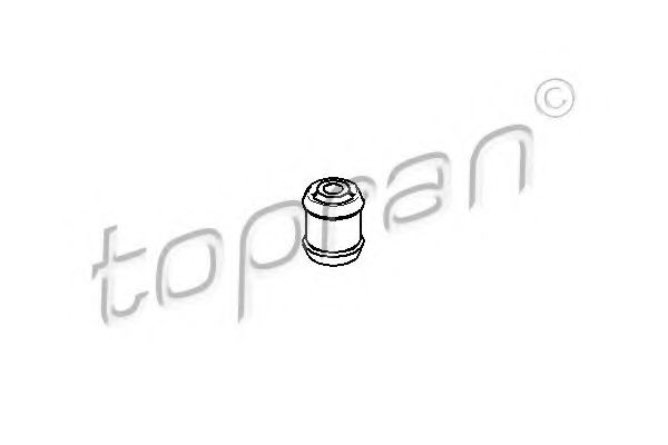 Suport, caseta directie TOPRAN 108 770