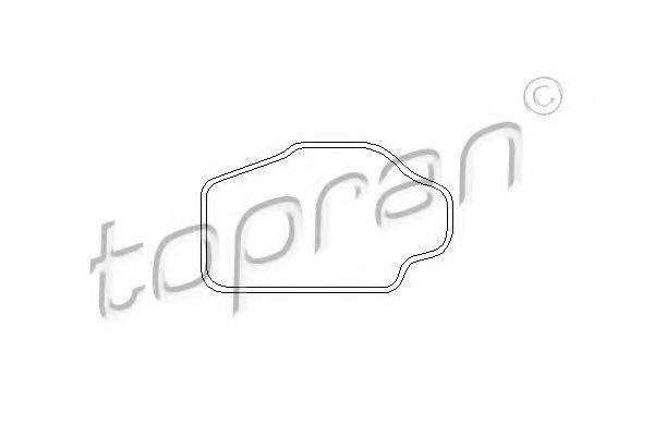 Garnitura termostat TOPRAN 202 330