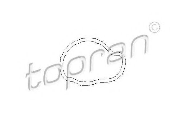 Garnitura termostat TOPRAN 205 945
