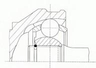 Set articulatie, planetara SPIDAN 22543