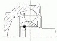 Set articulatie, planetara SPIDAN 24210