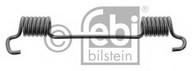 Arc sabot frana FEBI BILSTEIN 02104