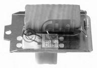 Rezistor, ventilator habitaclu FEBI BILSTEIN 19024