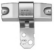 Rezistor, sistem de aprindere BERU WZ09-2