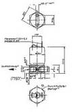 Supapa, sistem de pornire cu flacara BERU MV115