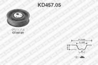 Set curea de distributie SNR KD457.05