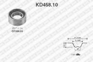 Set curea de distributie SNR KD458.10