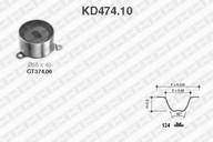 Set curea de distributie SNR KD474.10