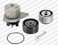 Set pompa apa+curea dintata PEUGEOT 106 I  (1A, 1C) 1.4 D (37KW / 50CP)SNR KDP459.050